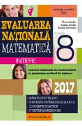 2017 Evaluare nationala Matematica cls 8 Initiere - Florin Antohe