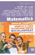 Matematica M1. Bacalaureat. Breviar teoretic. Exercitii si teste. Ed. 2017 - Petre Simion