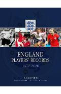 England Players' Records 1872-2020 - Graham Betts
