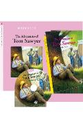 The Adventures of Tom Sawyer - Mark Twain (Compass Classic Readers Nivelul 2)