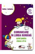 Comunicare in limba romana cls 2 caiet (mov) - Celina Iordache