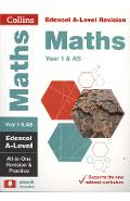 Edexcel A-level Maths AS / Year 1 All-in-One Revision and Pr