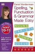 Made Easy Spelling, Punctuation and Grammar (KS2 - Higher)