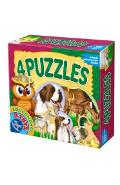 4 Puzzle: Animale Domestice