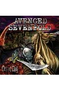 CD Avenged Sevenfold - City Of Evil