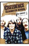 DVD + CD Creedence Clearwater Revival - In Concert