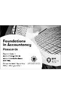 FIA Foundations of Accountant in Business FAB (ACCA F1) -