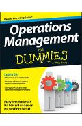 Operations Management For Dummies
