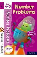 Progress with Oxford: Number Problems Age 4-5