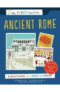 My First Fact File Ancient Rome - Simon Holland