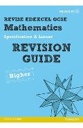 Revise Edexcel GCSE Mathematics Spec A Linear Revision Guide