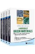 Handbook Of Green Materials: Processing Technologies, Proper - Kristiina Oksman