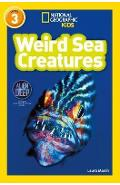 Weird Sea Creatures -