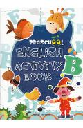 Preschool English Activity Book