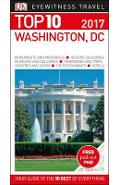 DK Eyewitness Top 10 Travel Guide Washington, DC