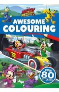 MICKEY: Awesome Colouring