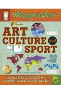 Mapographica: Art, Culture and Sport - Jon Richards