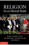 Religion in a Liberal State - Gavin DCosta