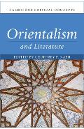 Orientalism and Literature - Geoffrey P Nash