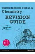 REVISE Edexcel GCSE (9-1) Chemistry Higher Revision Guide