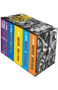 Harry Potter Boxed Set: The Complete Collection (Adult Paper