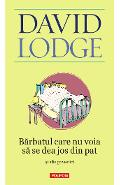 eBook Barbatul care nu voia sa se dea jos din pat si alte povestiri - David Lodge