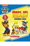 Ready, Set, Read! 12 book phonics box - Jennifer Liberts