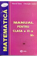 Matematica Cls 11 M1 - Marcel Tena, Gheorghe Andrei