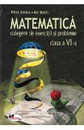 Matematica Cls 6 - Culegere de exercitii si probleme - Petre Simion, Ion Marin