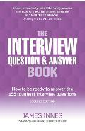 Interview Question & Answer Book - James Innes