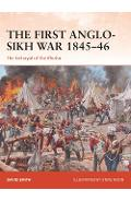 First Anglo-Sikh War 1845-46 - David Smith