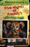 Freddy Files: Updated Edition (Five Nights At Freddy's) -