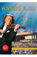 DVD Andre Rieu - Happy Birthday - A Celebration Of 25 Years Of The Johann Strauss Orchestra