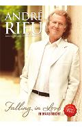 DVD Andre Rieu - Falling In Love In Maastricht