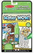 Water Wow! Carnet de colorat, Apa magica. Labirint