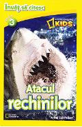 Atacul rechinilor - National Geographic Kids - Invat sa citesc nivelul 3