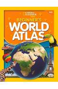 National Geographic Kids Beginner's World Atlas (2019 update -