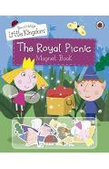 Royal Picnic Magnet Book