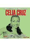2CD Celia Cruz - The undisputed queen of salsa