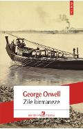 eBook Zile birmaneze - George Orwell