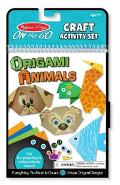 Origami, Animals. Animale colorate