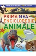 Prima mea enciclopedie. Animale - Robert Coupe, Helen Flint, Denise Ryan