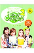 Happy Campers 2. Skills Book - Angela Llanas