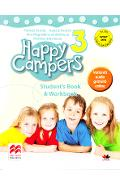 Happy Campers 3. Student's Book and Workbook - Patricia Acosta