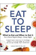 Eat to Sleep - Karman Meyer