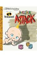 Treasure Cove Story - The Incredibles Jack-Jack Attack