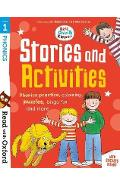 Read with Oxford: Stage 1: Biff, Chip and Kipper: Stories an