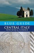 Blue Guide Central Italy