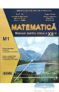 Matematica Cls 12 M1 - Ion D. Ion, Eugen Campu
