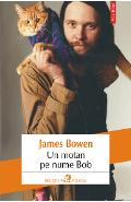 eBook Un motan pe nume Bob - James Bowen